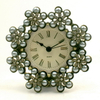 Home & Garden Decoration Zinc Alloy Clock