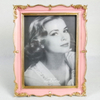 Classic Gold Polyresin Photo Frame For Home Decoration