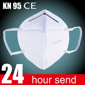In Stock N95 Face Mask KN95 Mask with True NIOSH CE FDA Certified