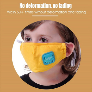 High Quality Print Skin-friendly Children Face Masks