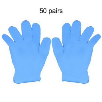 Latex Vinyl Pvc Plastic Hand Black Suppliers Rubber Disposable Gloves