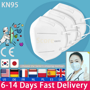N95 Mask Filter Non Woven Facial Respirator Disposable 3ply Niosh FFP2 FFP3 KN95 Masks