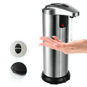 Stainless Steel Touchless Soap Dispenser Infrared Sensor Auto Sanitizer Dispenser