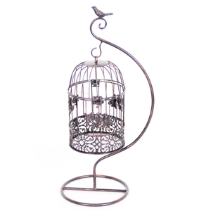 Metal Iron Wire Mesh Bird Cage Wholesale