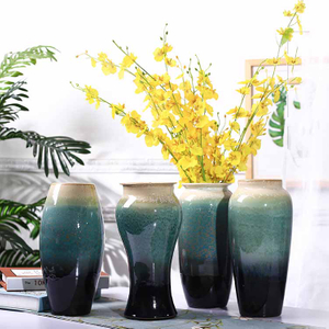 Ceramic Vase Set Modern Simple Vase Jingdezhen Ceramic Crafts