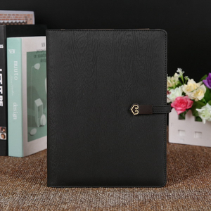 OEM Personalized Pu Leather Hardcover Custom Planner Notebook