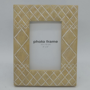 Fresh Creative Resin Photo Frame