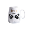 Cartoon Roasted Ceramic Mug Milk Mug Coffee Mug Mug Breakfast Mug Panda Mug