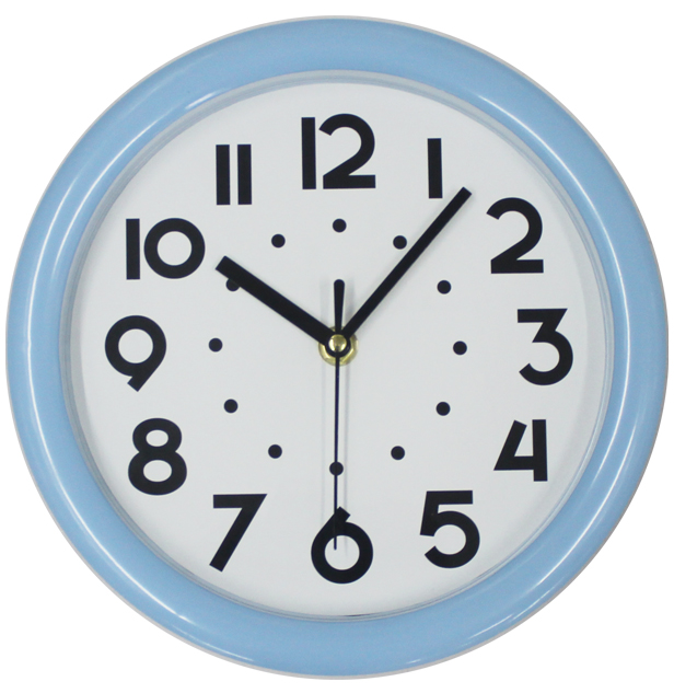 10inch Mixed Colorful Promotional Wall Clock