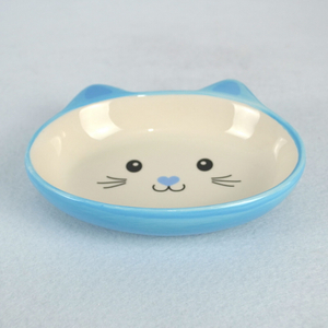 LUVP+K-KUMAMON Safety And Health Ceramic Bowl for Pet Dog And Cat