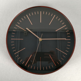 Hot Sell Cheap Plastic Custom Wall Clock