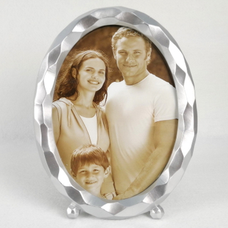 "High Quality Competitive Eco-friendly Polyresin 5""x7"" Photo Frame"