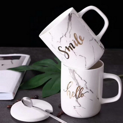 China Chaozhou High Quality Ceramic Decal Coffee Mug
