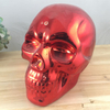 Humana Halloween High-Quality Resin Antique Skull Head