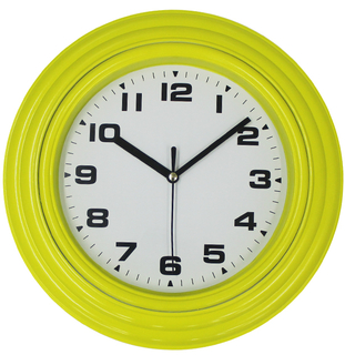 Cheap Price Custom Gifts Logo Printing Promotion Wall Clock From China