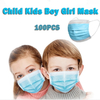 4-12 Years Old Disposable Children Face Mask