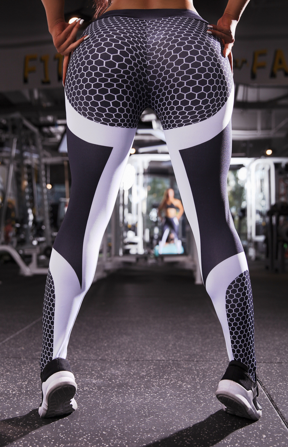 Fitness Yoga Sports Leggings For Women Running