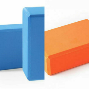 2pc Yoga Fitness Block EVA Foam Brick Pilate Stretching Tool