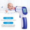 Fast Deliver Termometri Forehead Digital Termometros Infrared Thermometers