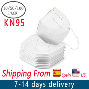 KN95 Masks Particulate Respirator PM2.5 Protective Safety Same As KF94 FFP Mask