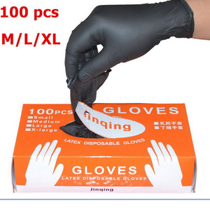 Disposable Glove In Latex And Nitrile Medical Tattoo Safety Glove