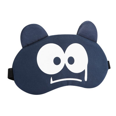 Soft Sleep Eye Mask Sleeping Eye Blindfold Car Train Travel Eyeshade