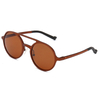 China Custom Logo Polarized Classic Man Shades Plastic PC Square Sun Glasses Sunglasses