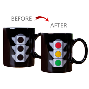 HOGIFT Funny Magic Mug,color Changing Mug for Promotion Gift