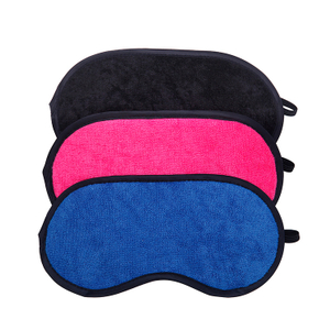 Cotton Fancy Sleeping Eyepatch Soft Travel Eye Mask