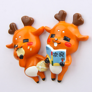 Factory Direct Creative Butt Magnets/Polyresin Fridge Magnet