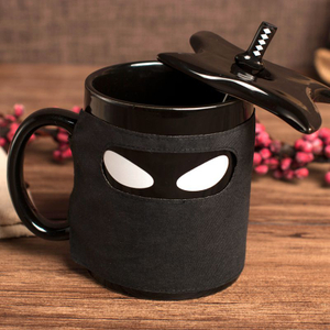 HOT SELL Ninja 3d Ceramic Mug