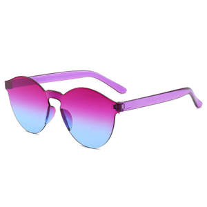 Promotional Newest Women Beach Vintage Sun glasses Sunglasses