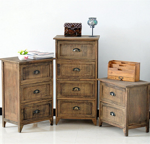 Hot Sell Small Mini Wooden Storage Decorative Cabinet