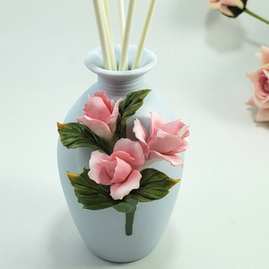 Plastic Ceramic Aroma Stone Diffuser Made in China