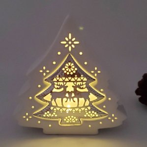 Hot Selling Modern Design Ceramic Table Lamp Night Light