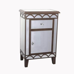 Antique Mirrored Furniture,cabinet with Drawers