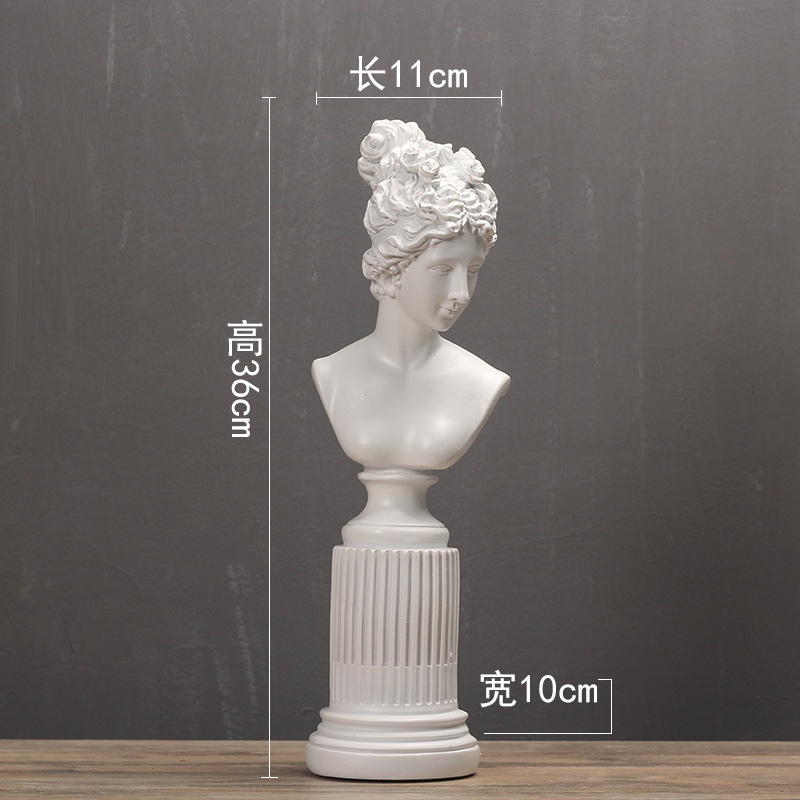 Wholesale Custom Made High Quality Greece Goddess Statue for Sale/Grecce Style Figurine