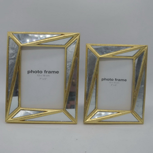 Resin Home Decorative Multi Color Rectangle Best Price Photo Frame