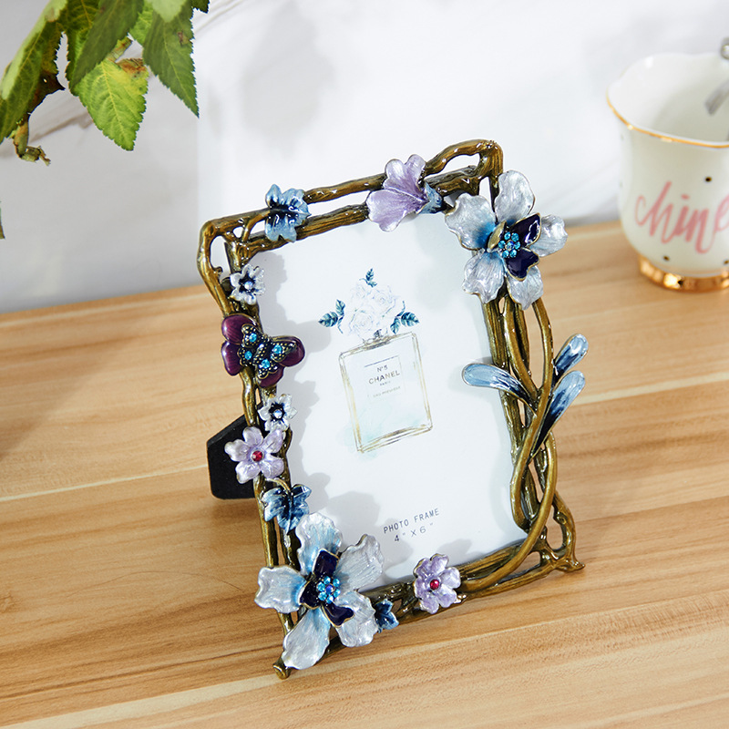 Religious Metal Photo Frame