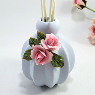 Multifunctional Ceramic Aroma Bloom Diffuser for Wholesales