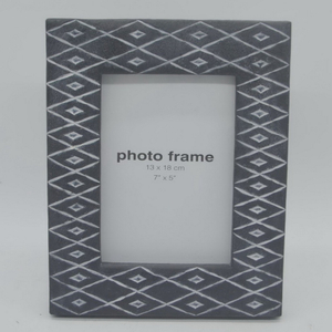 High Quality European Square Shape Resin Picture Frames