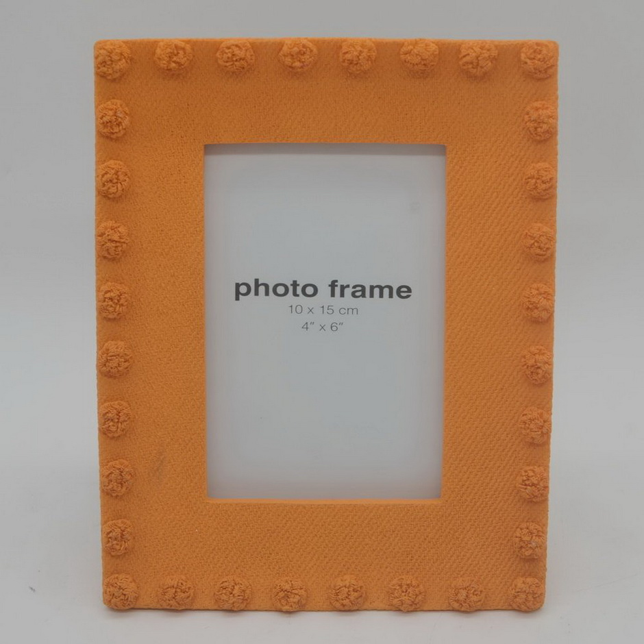 "Resin Photo Frame 4*6"" Customized for Home Decor"